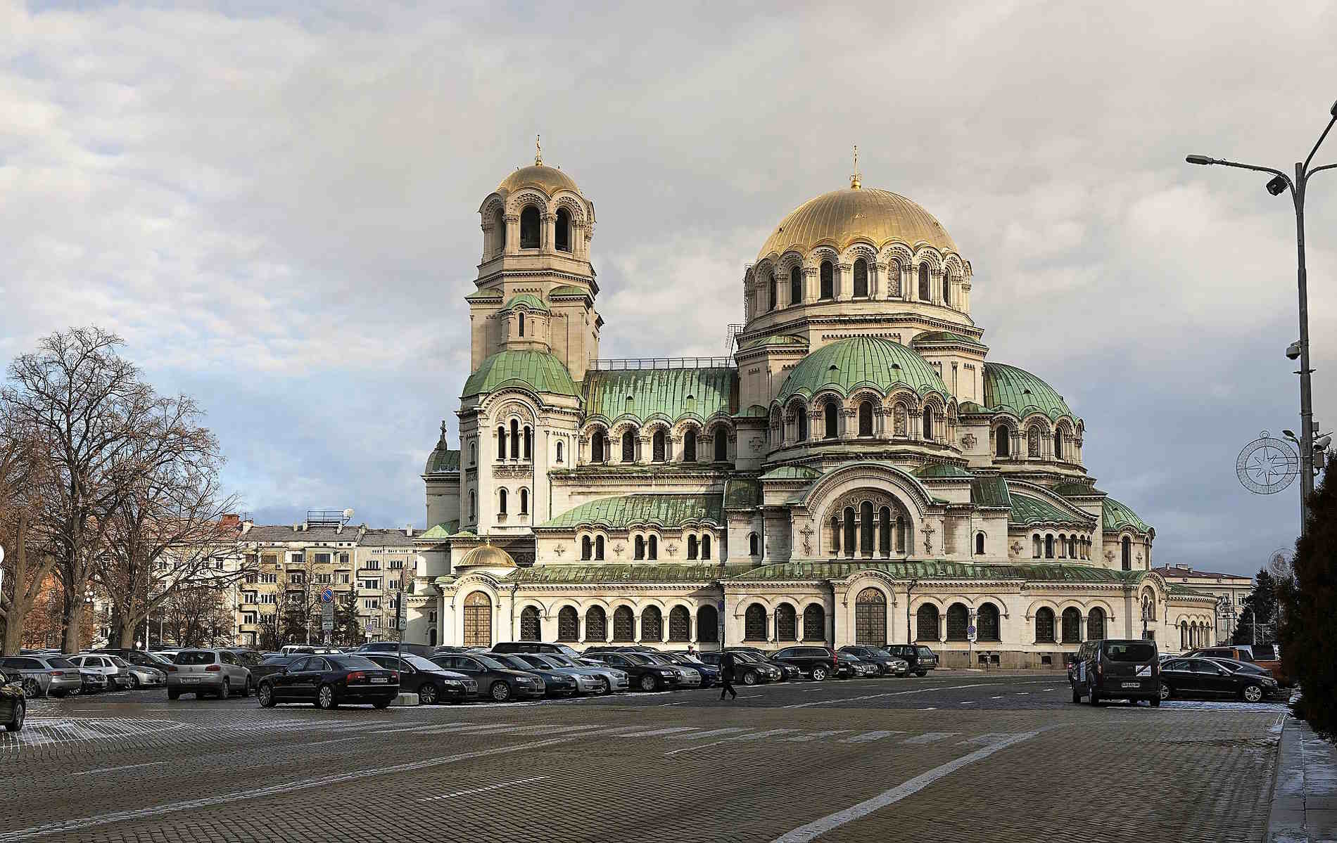 Viaggio nelle capitali europee da visitare - Bulgaria: Chiesa di Alexander Nevski a Sofia