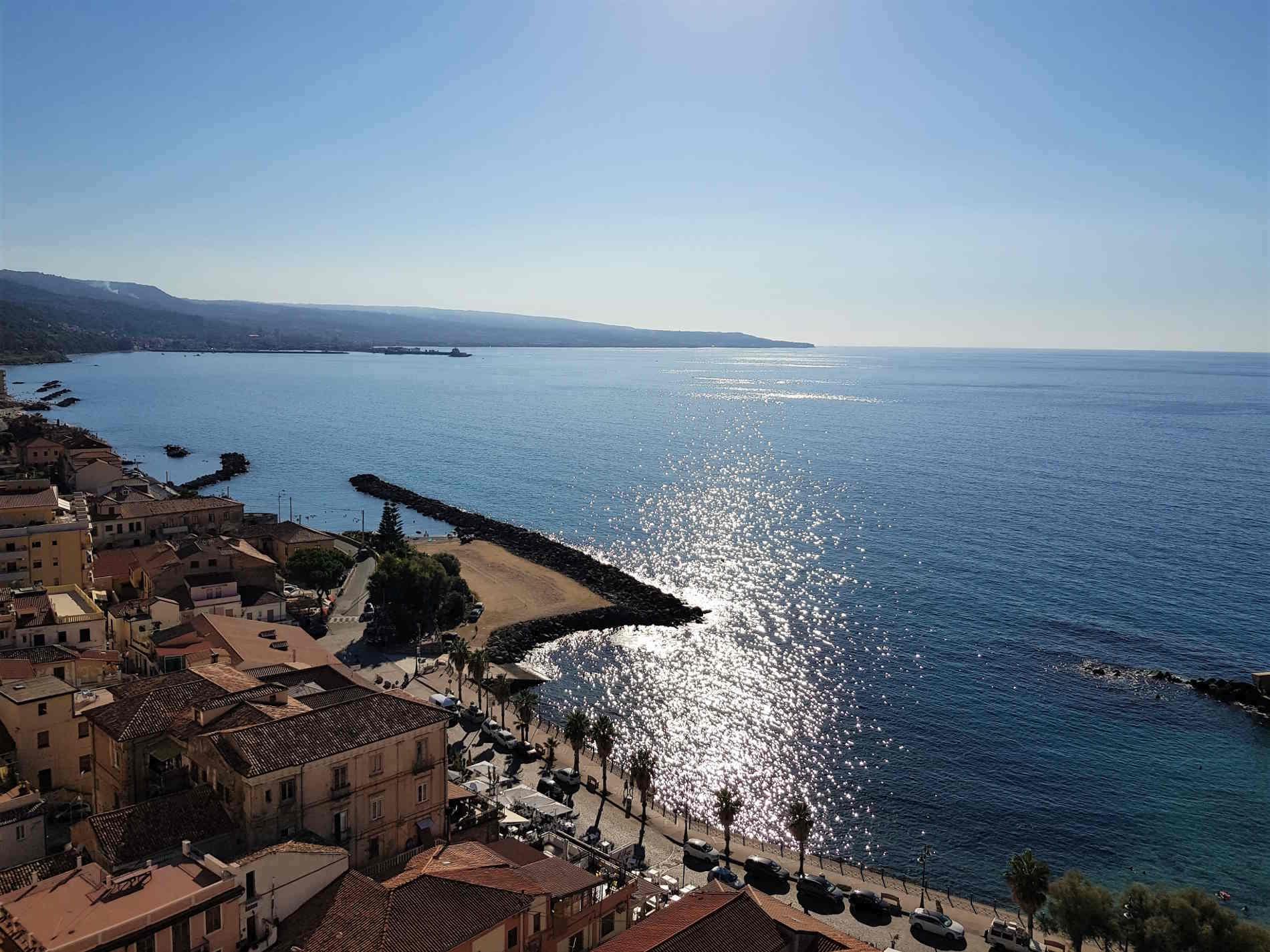 Panorami e cose da vedere a Pizzo Calabro e dintorni - spiagge e bellezza sulla Costa degli Dei