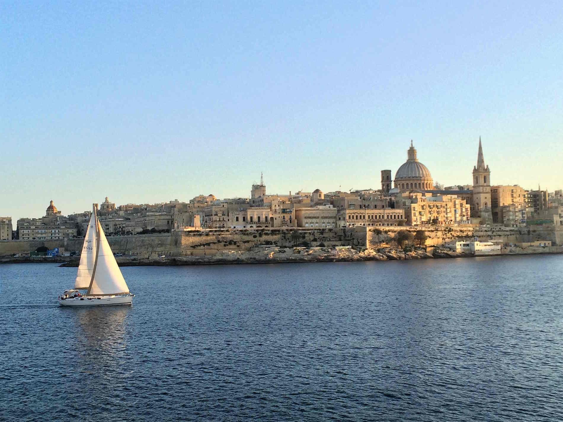 La Valletta, capitale della Repubblica di Malta Capitali europee da visitare