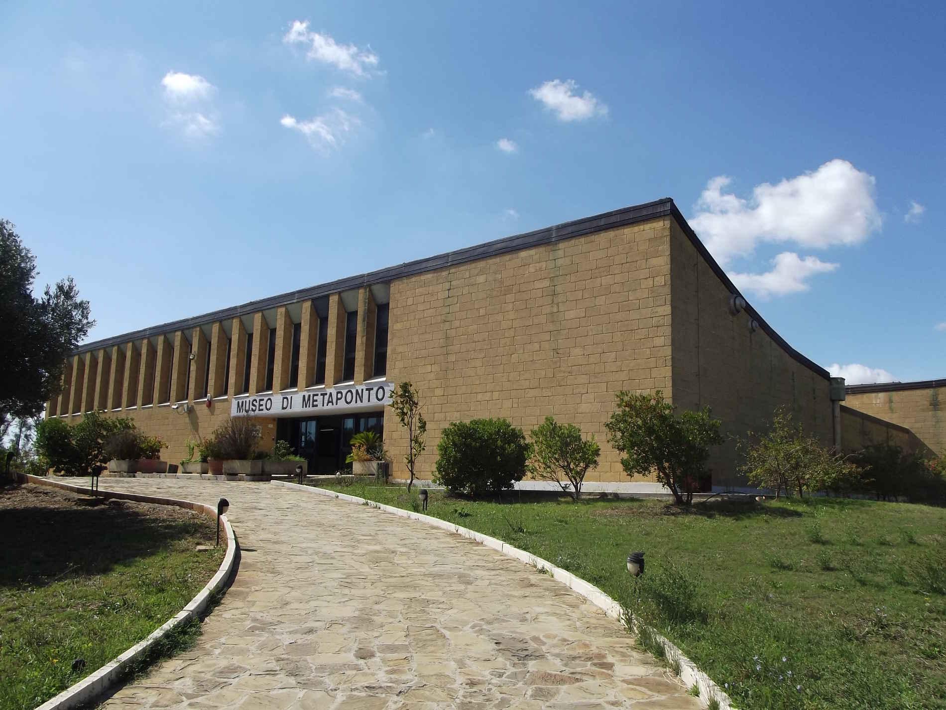 Museo Archeologico di Metaponto in Basilicata