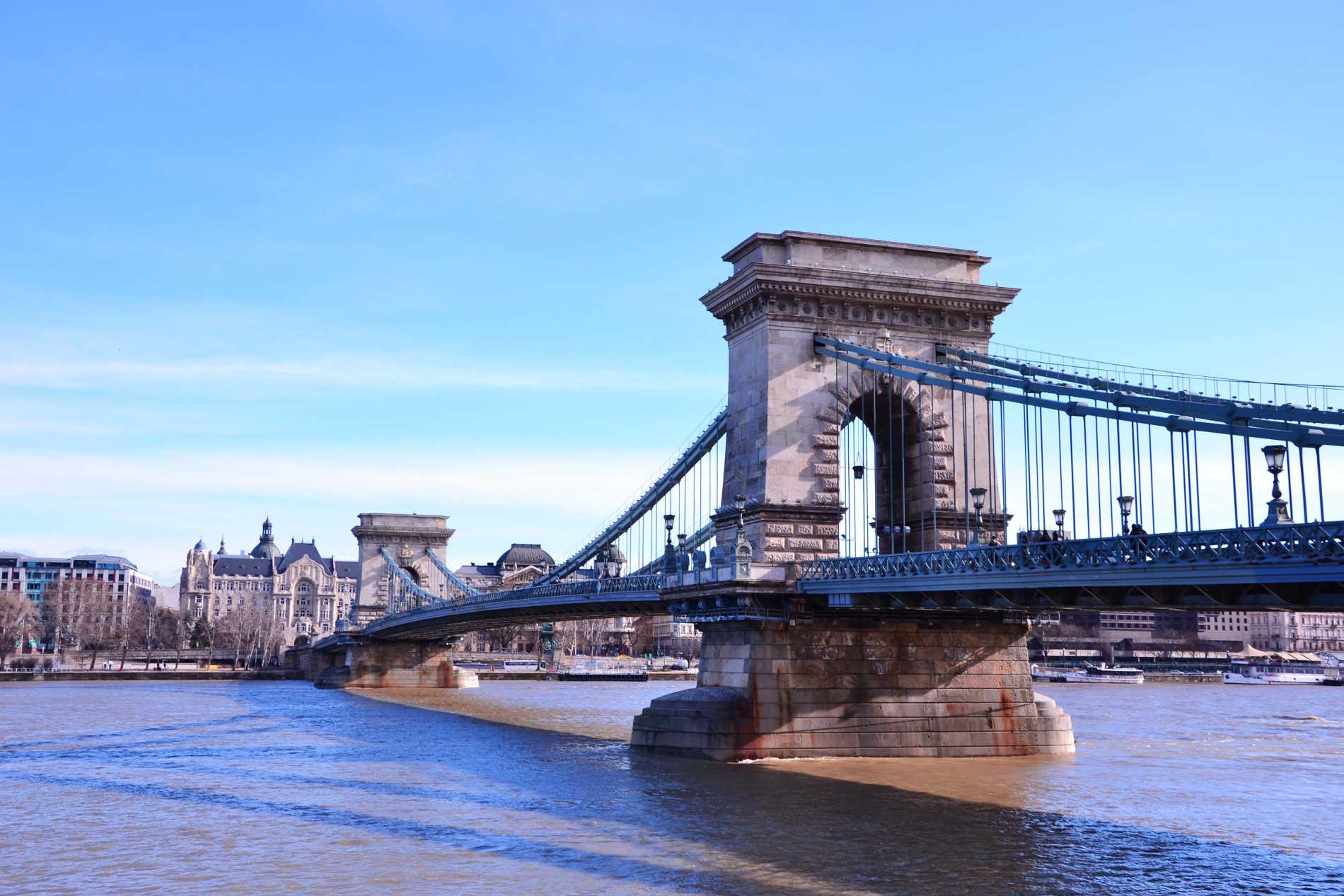 Capitali Europee da visitare - Budapest il Ponte delle Catene