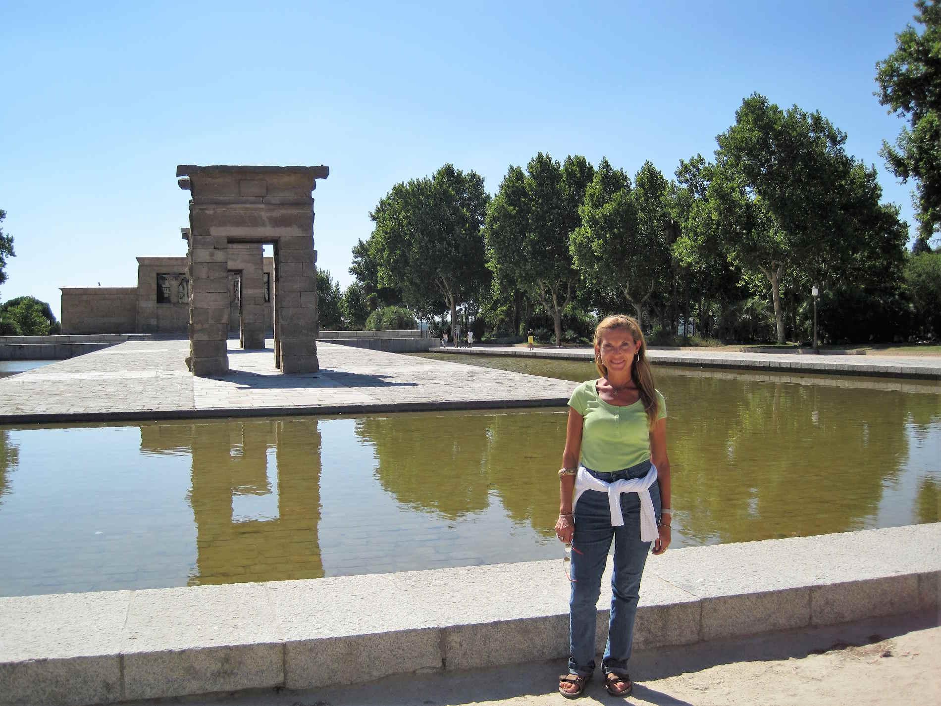 Capitali europee da visitare: Madrid, capitale della Spagna in Europa il tempio di Debod