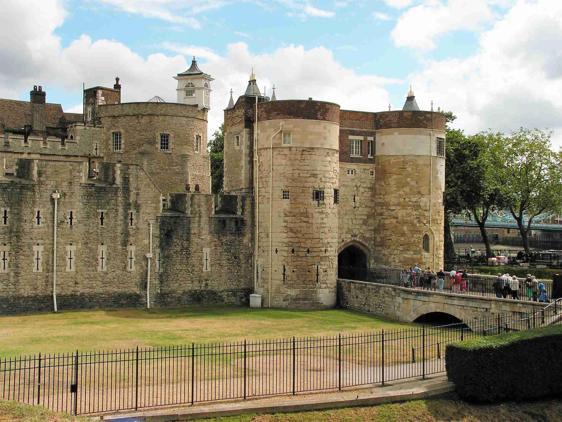 Viaggio nelle capitali europee - La Torre di Londra Regno Unito Inghilterra