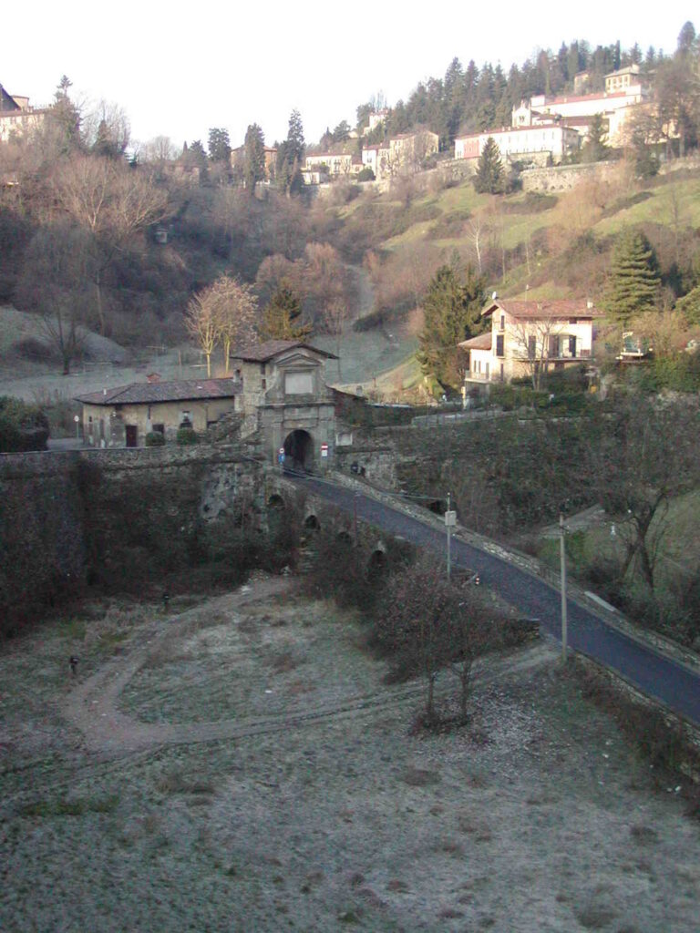 Porta San Lorenzo Bergamo Alta