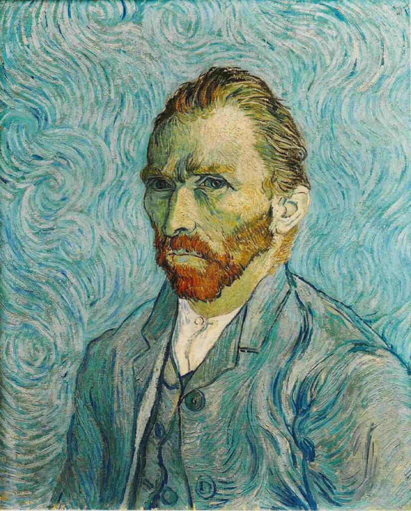 Quali esposizioni museali visitare in Europa Museo d'Orsay a Parigi Francia Autoritratto di Van Gogho
