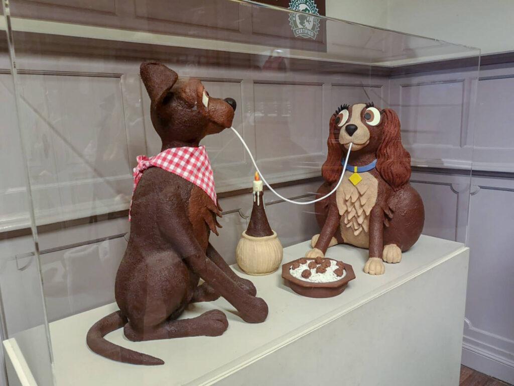 Musei europei insoliti ed originali da visitare - Le opere di Cioccolato al Museo
