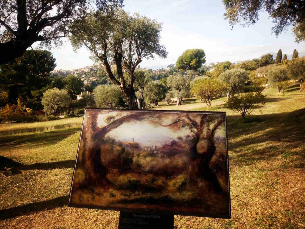 Esposizioni museali da visitare in Europa - Il Museo Renoir a Cagnes-sur-Mer in Costa Azzurra