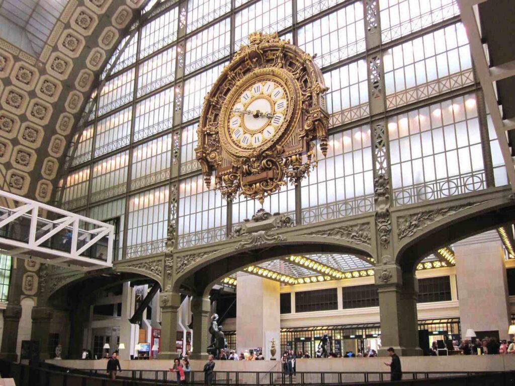 Musei da visitare in Europa- Il Museo d'Orsay a Parigi