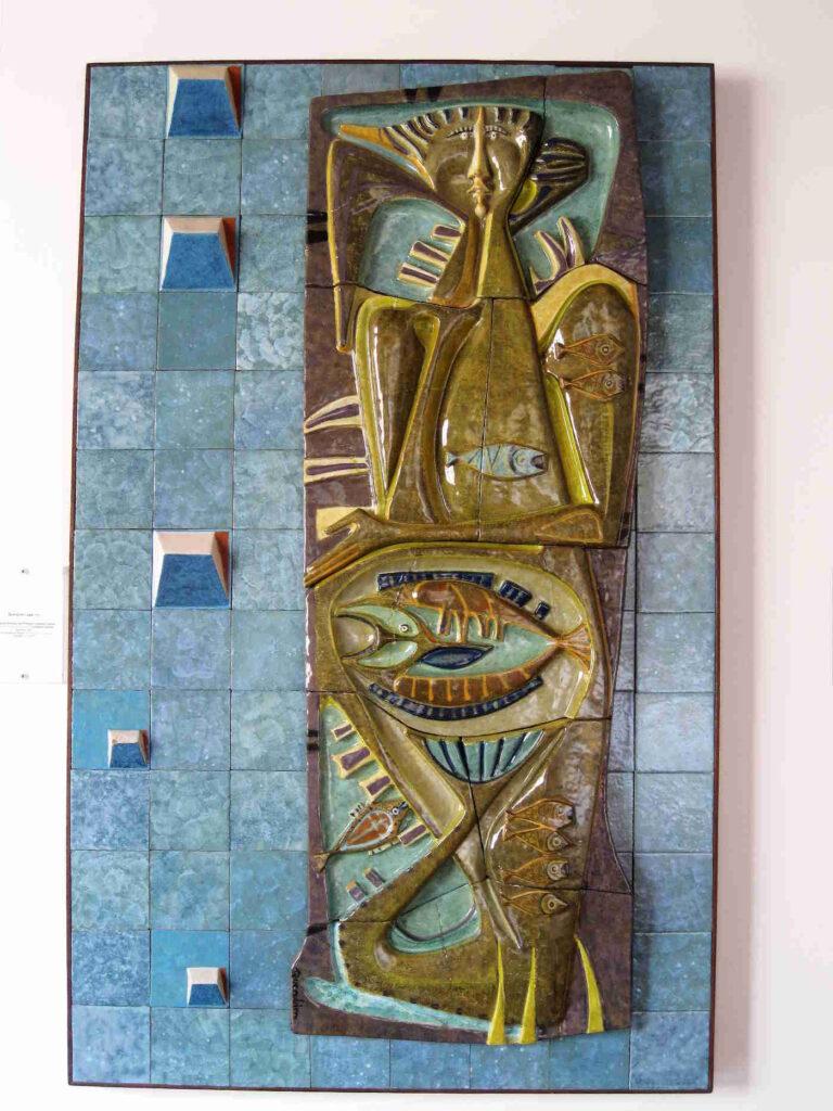 Museo Nazionale delle Azulejos a Lisbona, fra opere antiche e moderne