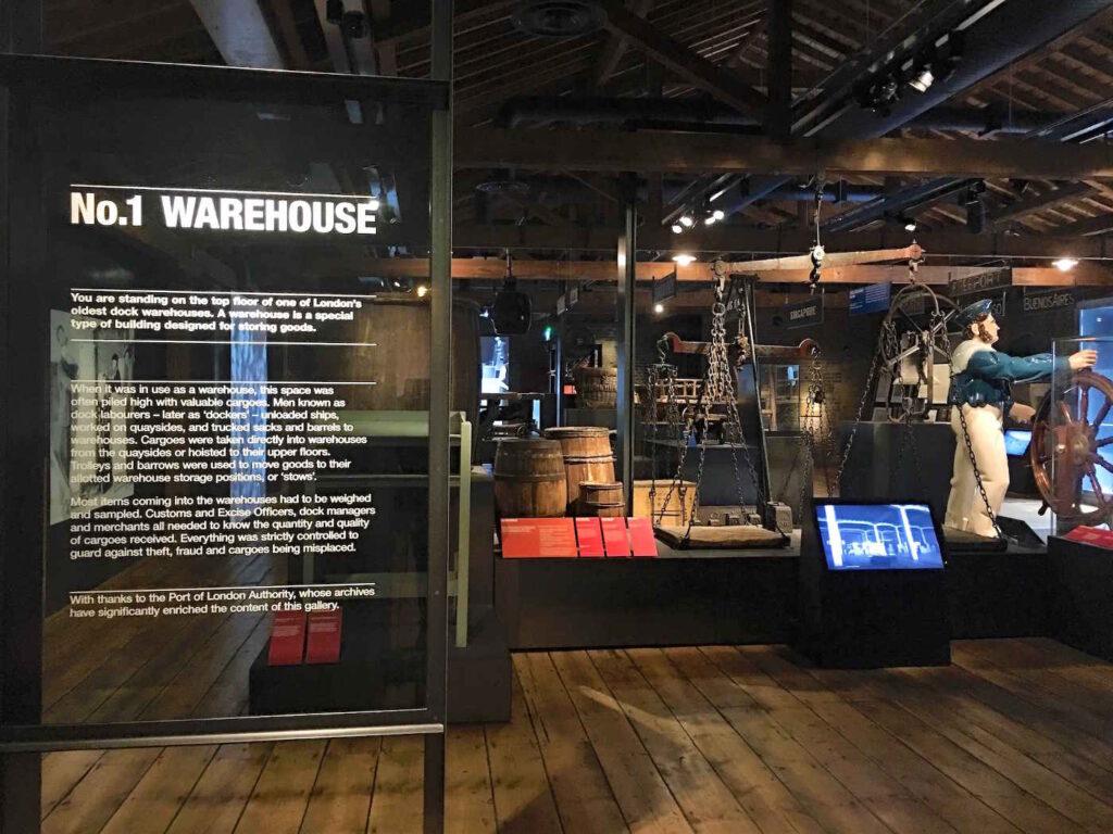 Musei insoliti da visitare in Europa - Il Museum of London Docklands