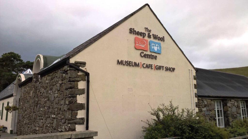 Musei europei insoliti da visitare -In Irlanda Il Museo delle Pecore e della Lana