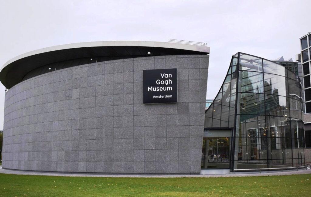 Vincent Van Gogh Museum a Amsterdam Olanda