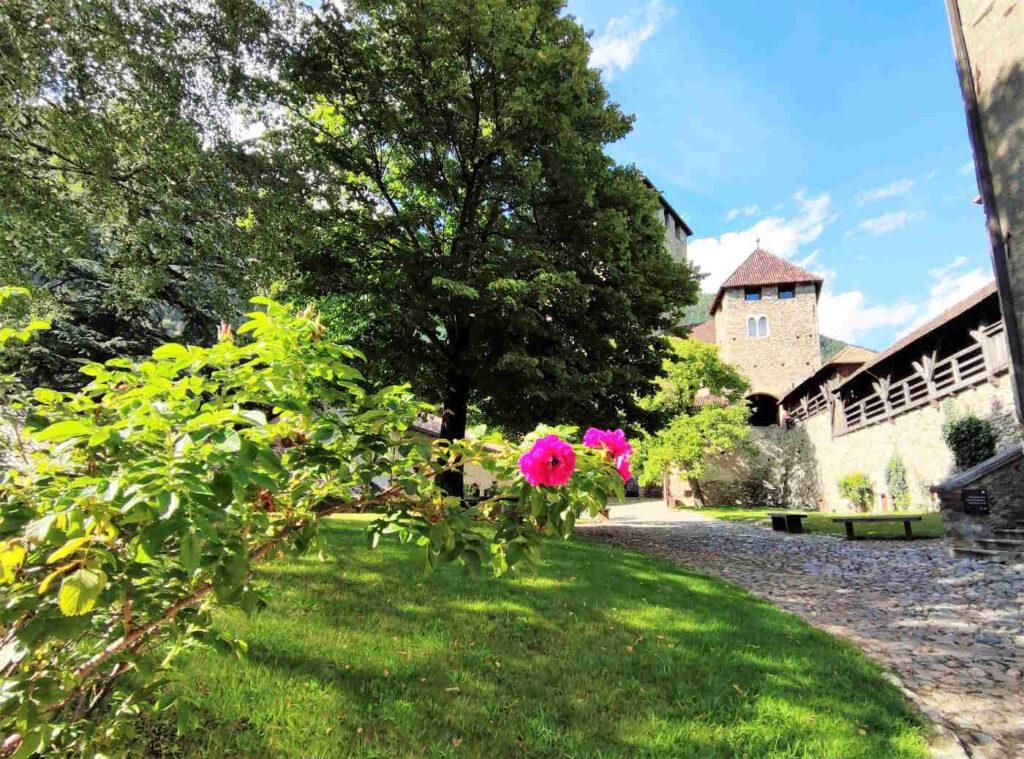 Visitare Castel Tirolo il suo giardino