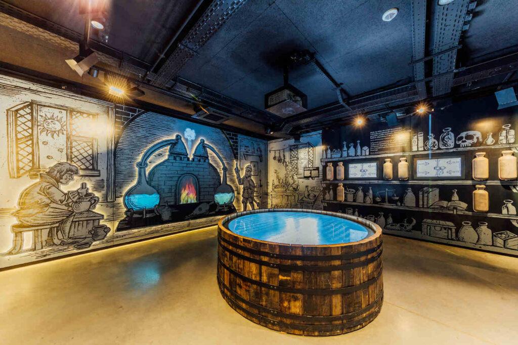 Musei insoliti da visitare in Europa - Il Museo della Vodka Polacca a Varsavia Polonia